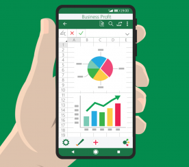 5 Awesome Spreadsheet Apps for the iPhone