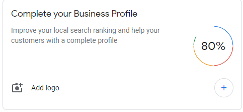 Google My Business 85% Performance Issue.