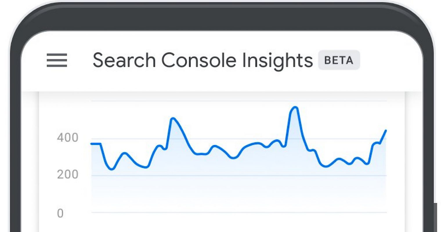 Google Launches Search Console Insights