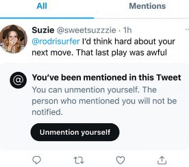 Twitter Wants to Let Users Untag Themselves From Tweets