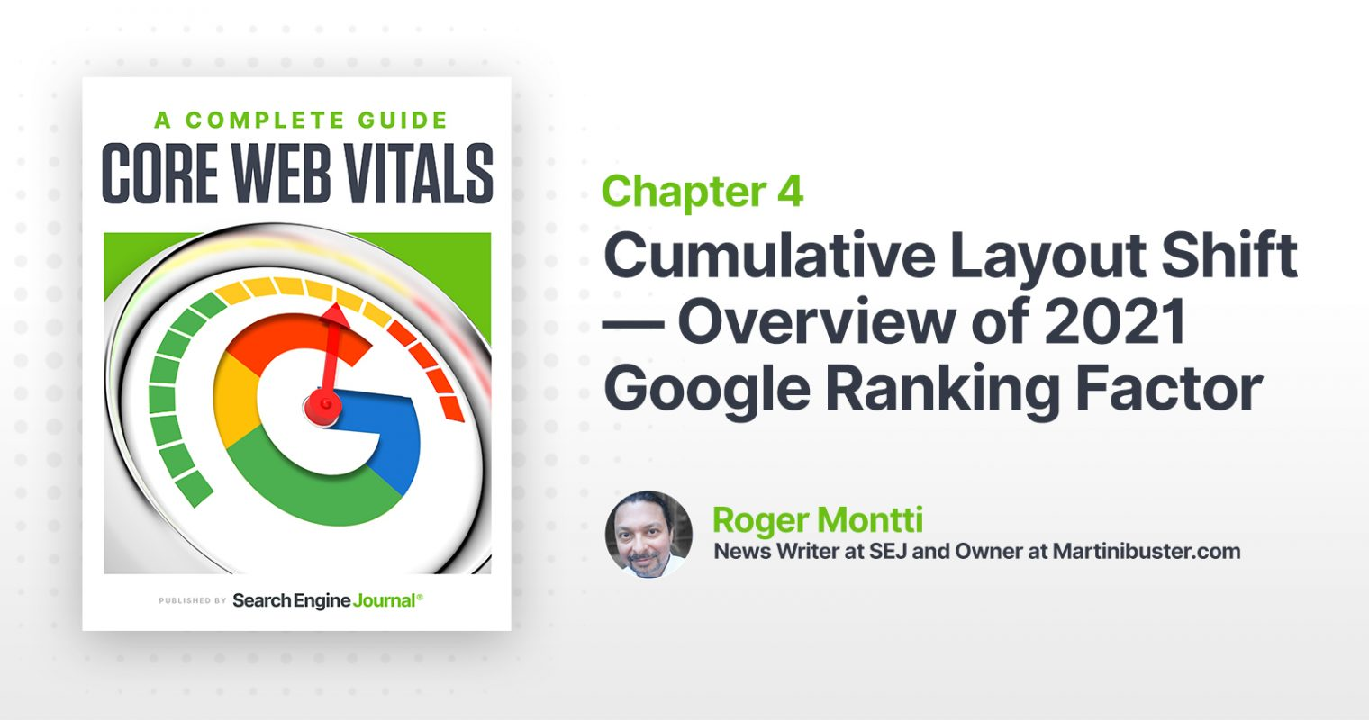 Cumulative Layout Shift – Overview of 2021 Google Ranking Factor