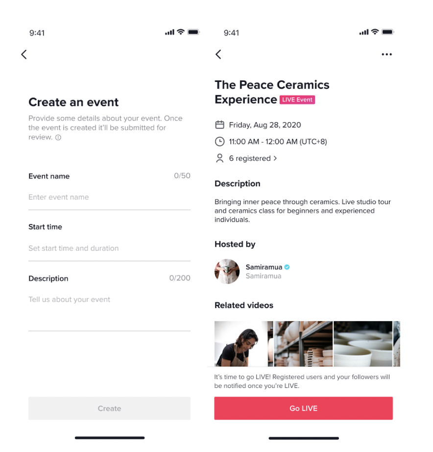 TikTok Launches 8 New Features For Livestreams