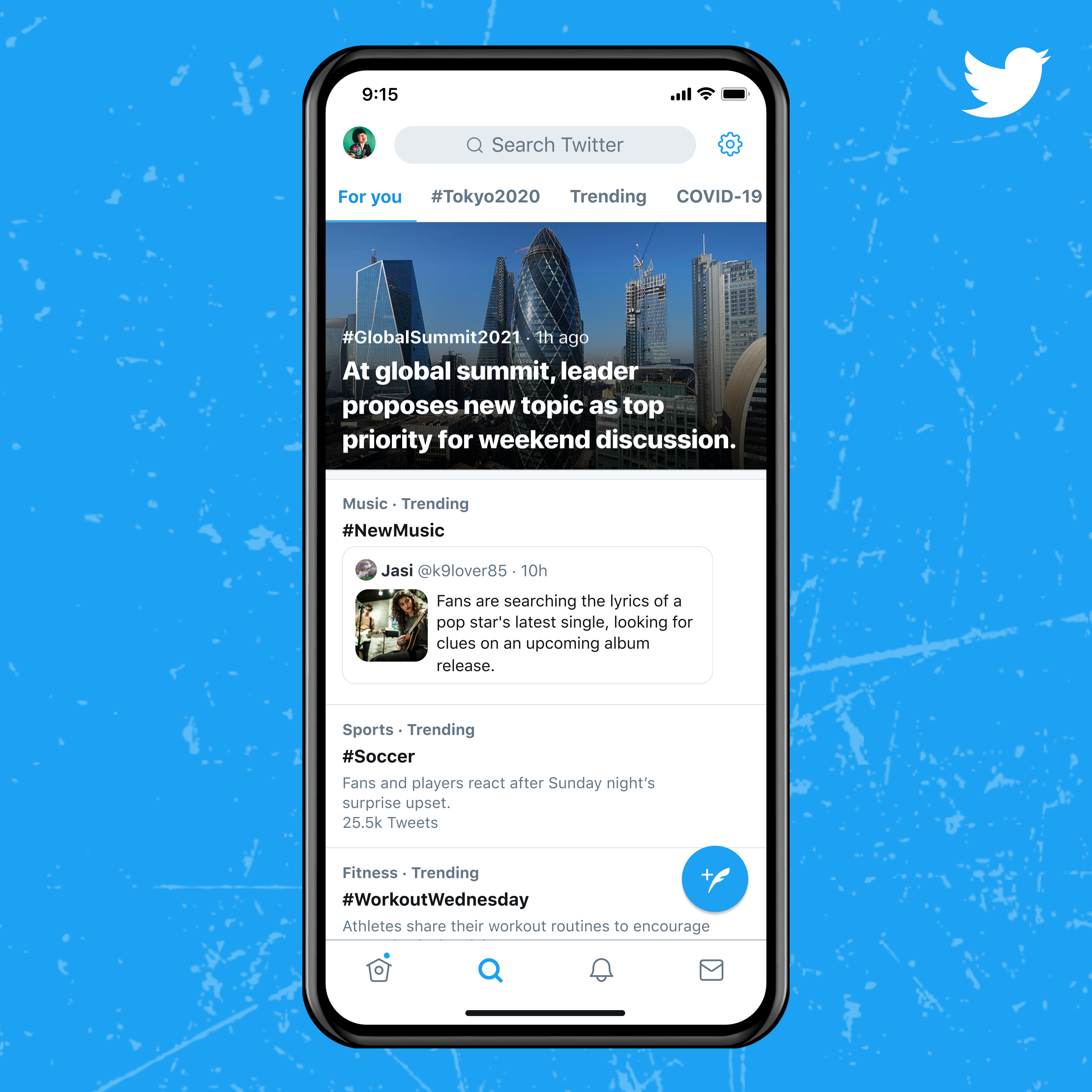 Twitter Adds More Context to Trending Topics