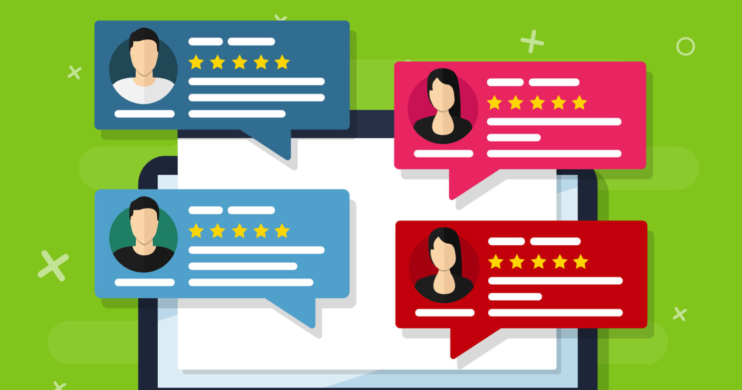 Google: Customer Reviews Not A Signal For Web Search