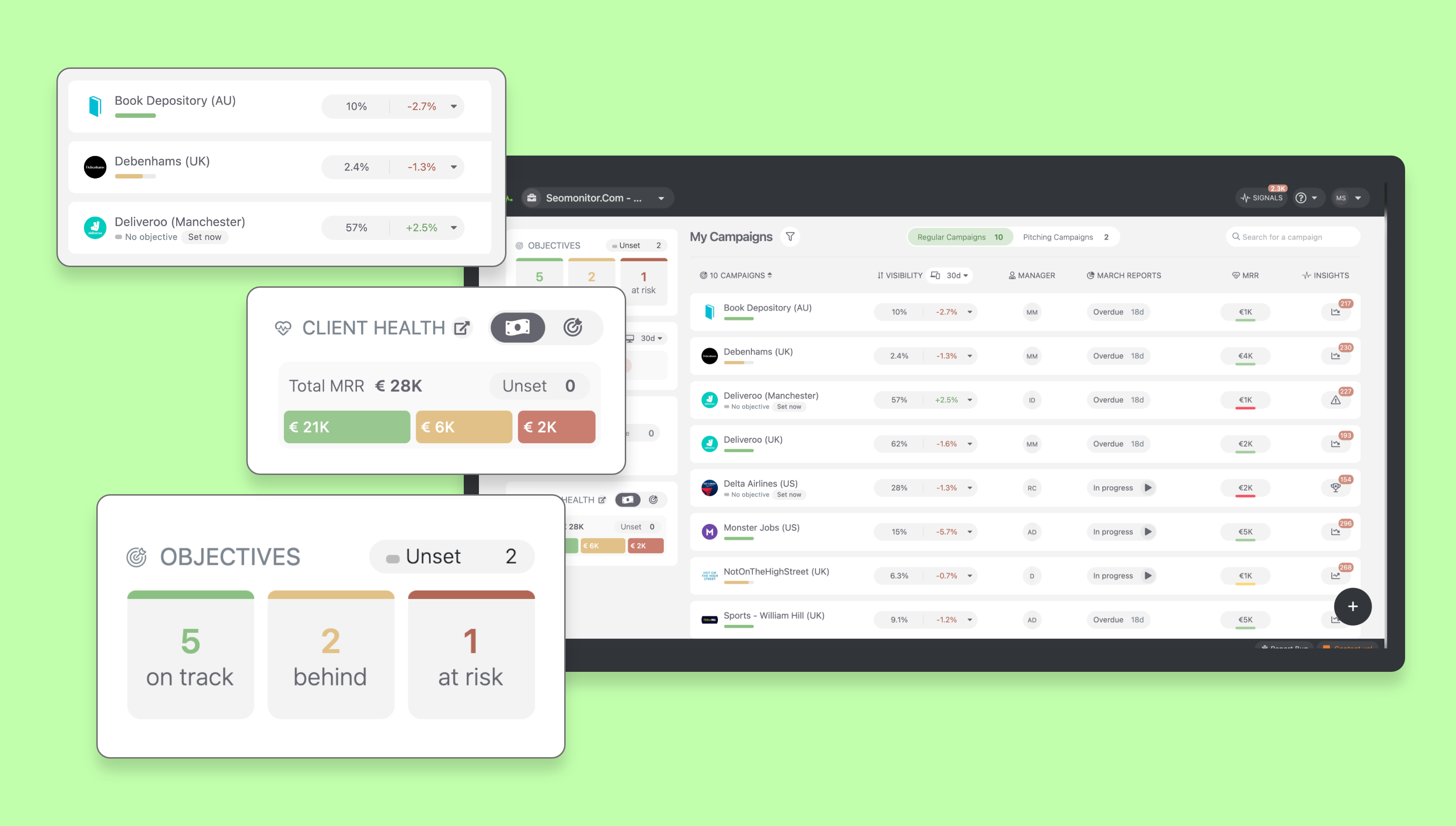 Integrated Agency Dashboard