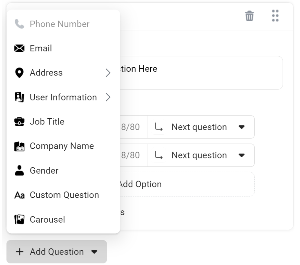 How to Create An Effective Lead Generation Chat Campaign Step 4.2