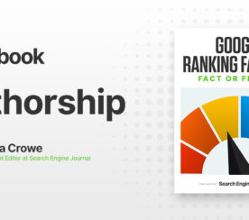 Author Authority: Is It a Google Ranking Factor?