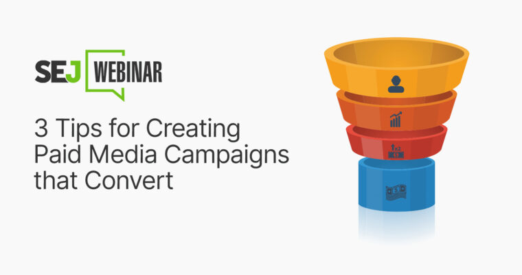 3 Tips for Creating Paid Social Campaigns that Convert