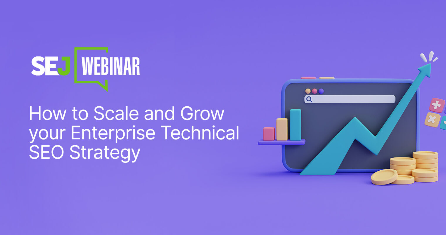 Top SEO Strategies to Scale Your Enterprise Ecommerce Site [Webinar]