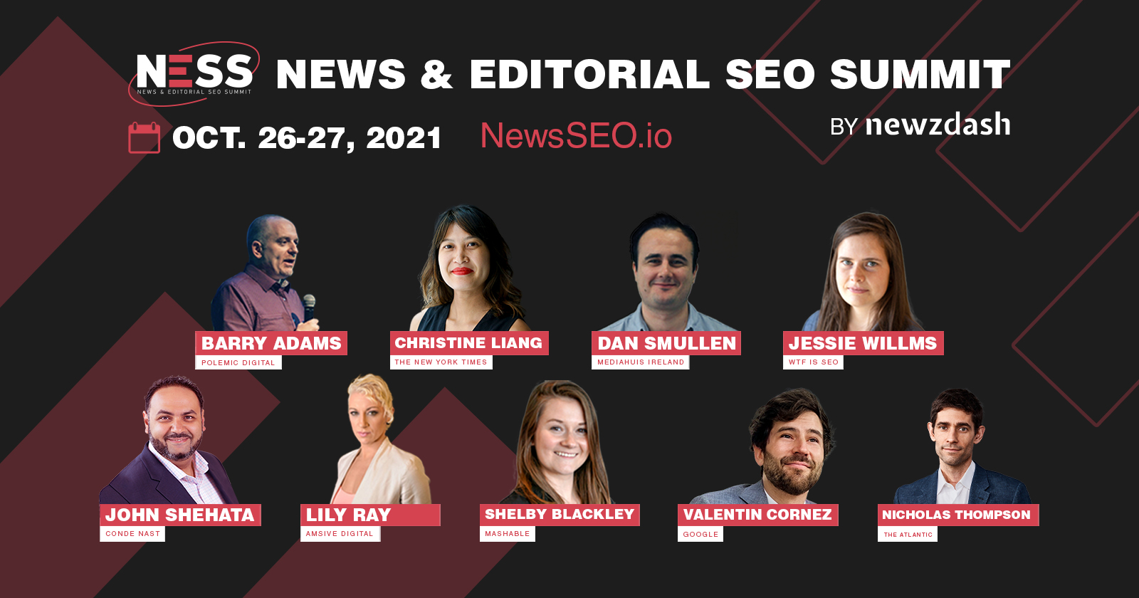 News Publishers, This Is The Event You've Been Waiting For! - Search Engine Journal