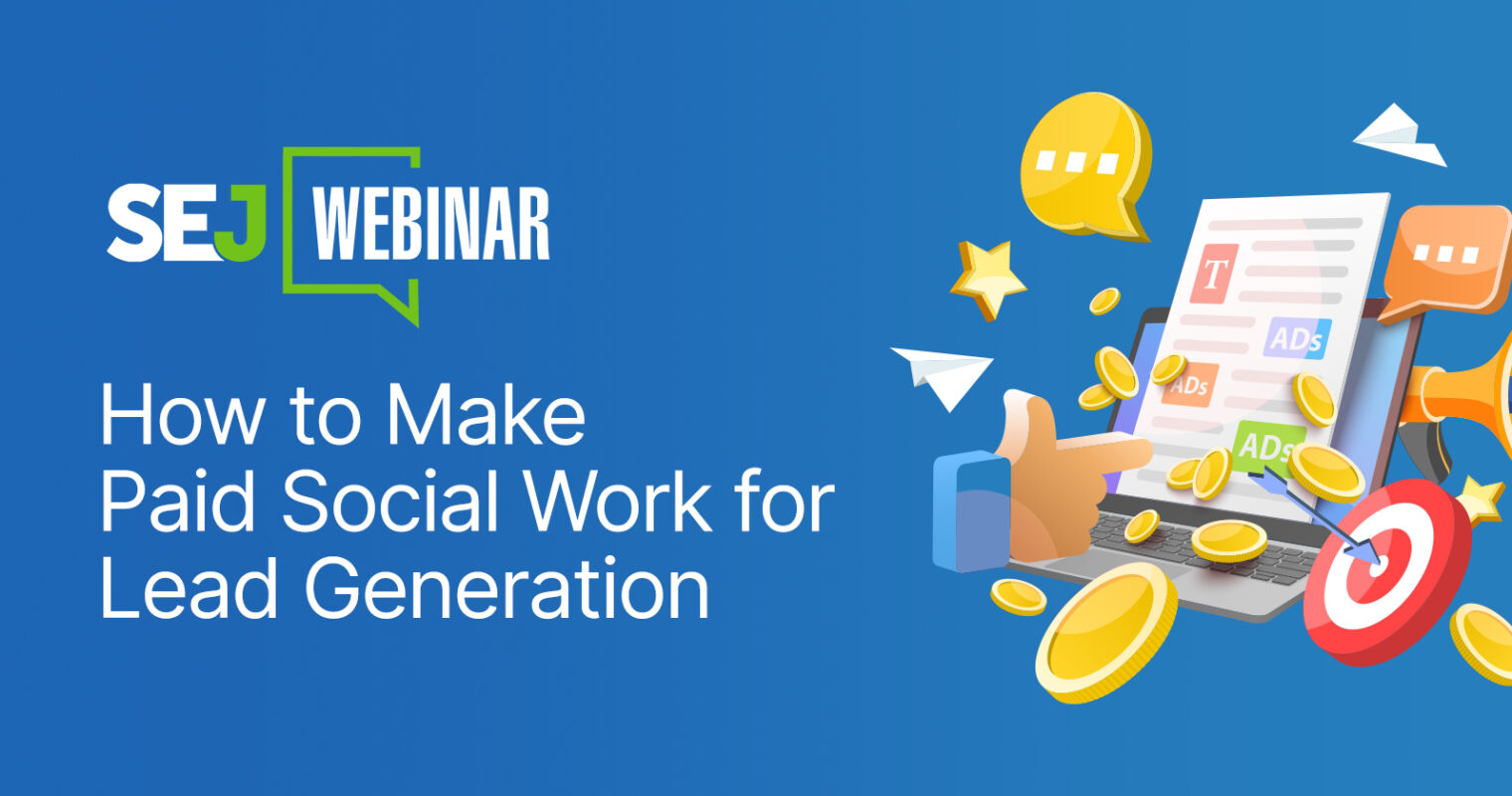 SaaS Marketers: The Paid Social Approach That Works for You [Webinar]
