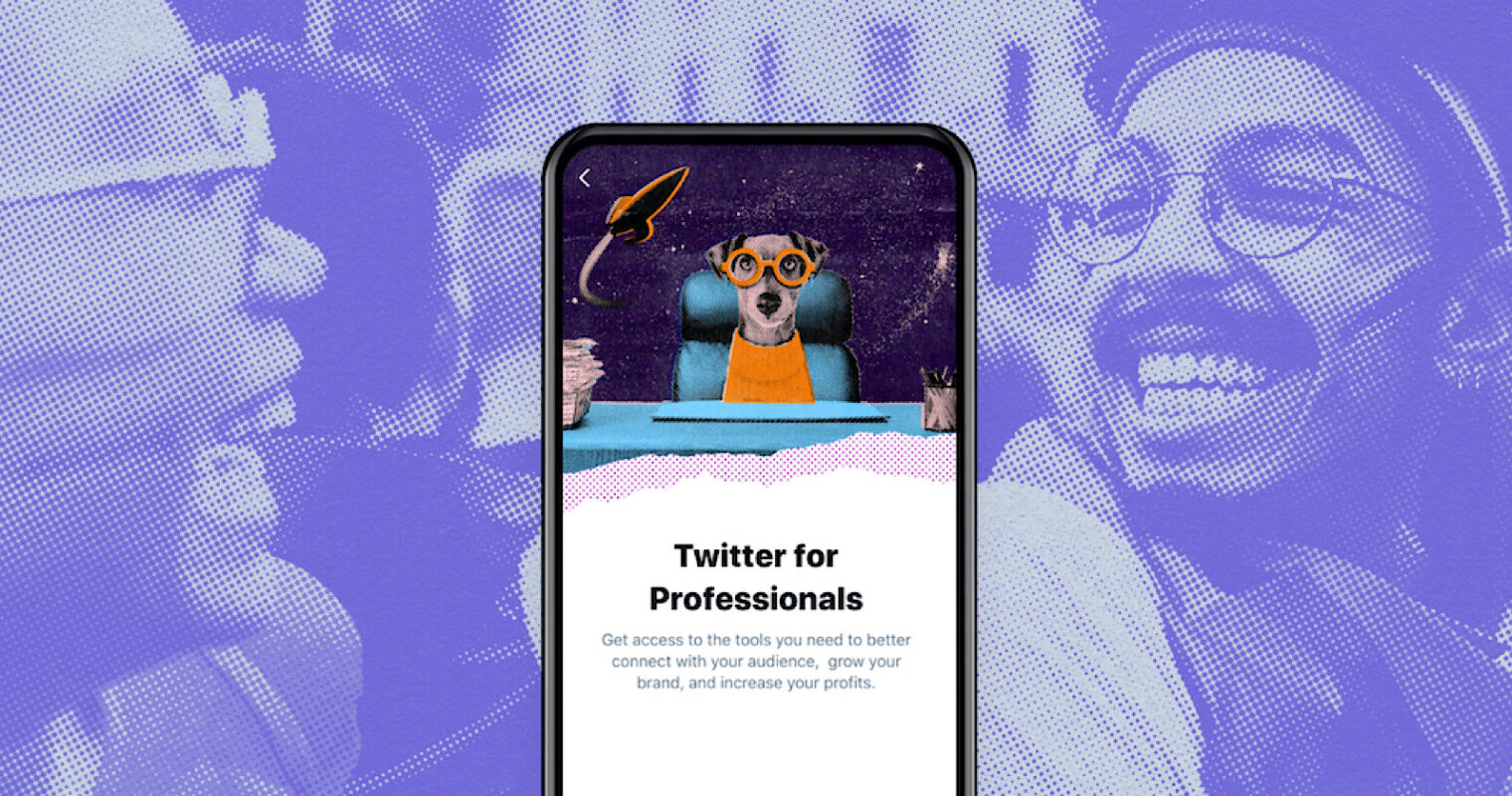 Twitter Professional Profiles Available to More Businesses