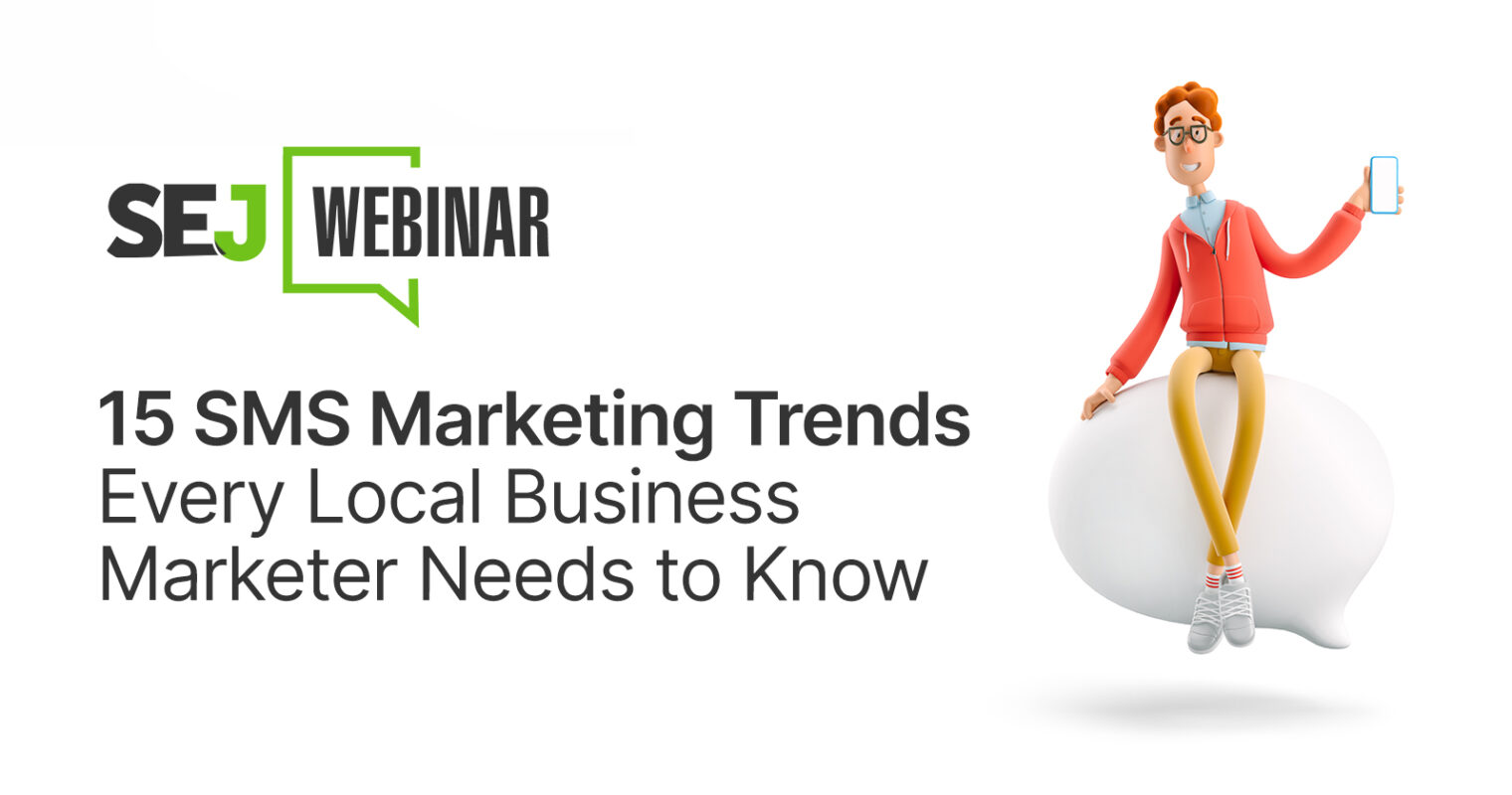 15 SMS Marketing Stats Every Local Business Marketer Needs to Know [Webinar]