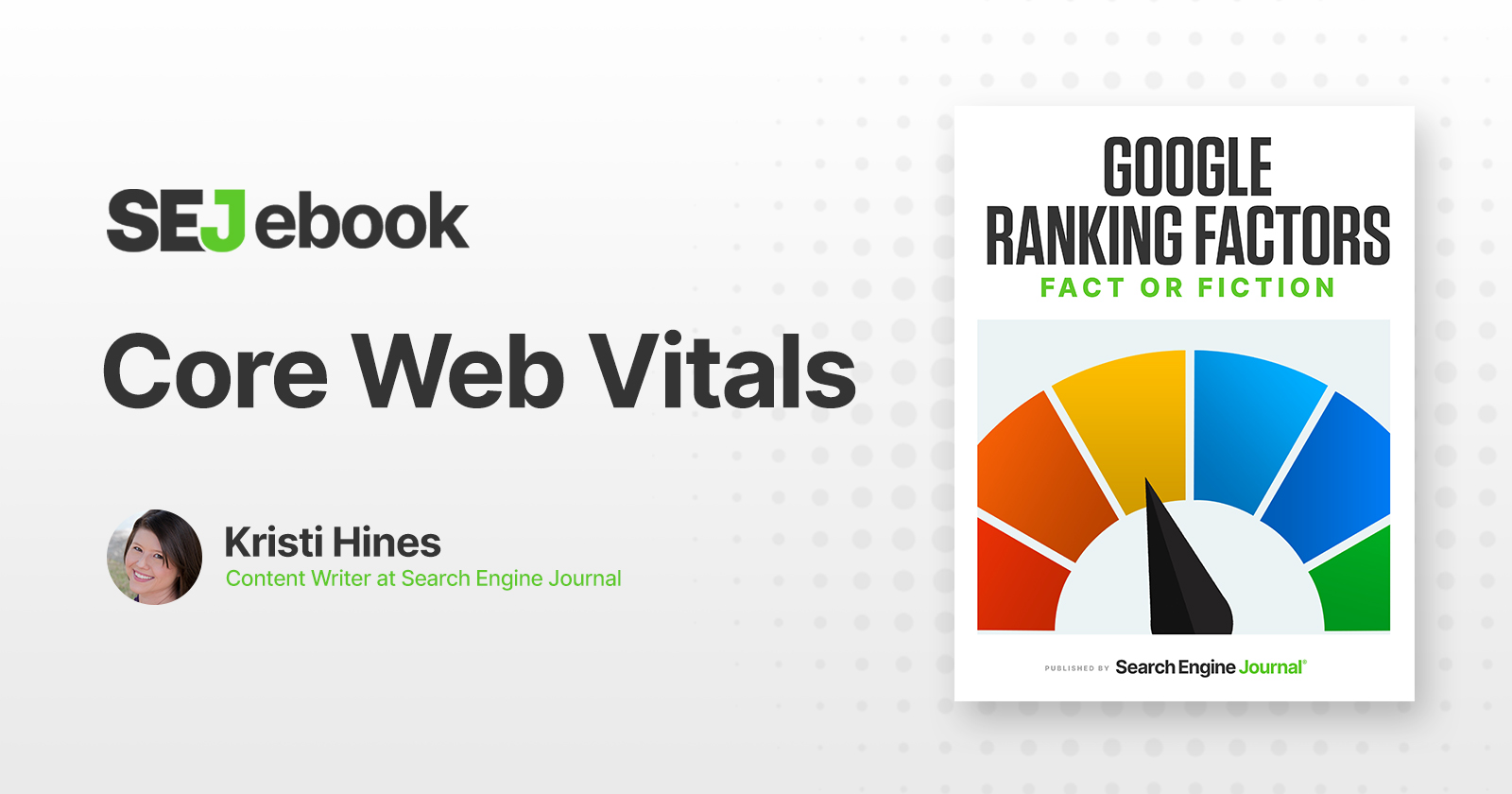 Core Web Vitals as a Google Ranking Factor: What You Need to Know via @sejournal, @kristileilani